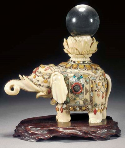 A Shibayama model of an elepha