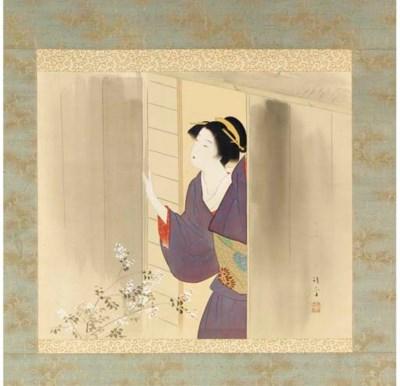 After Kaburagi Kiyokata (1878-