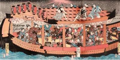 Utagawa Yohikazu (fl. 1850-70)