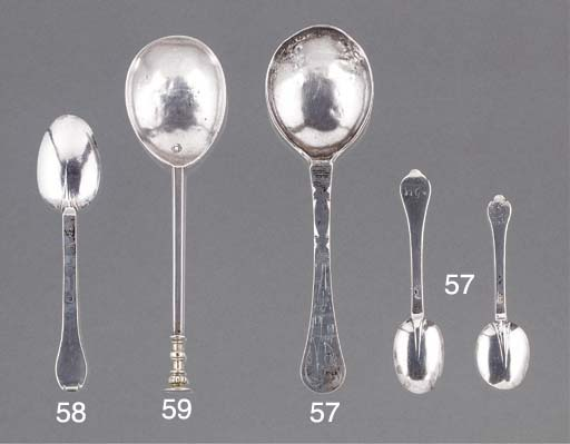 An Early 17th Century Silver S