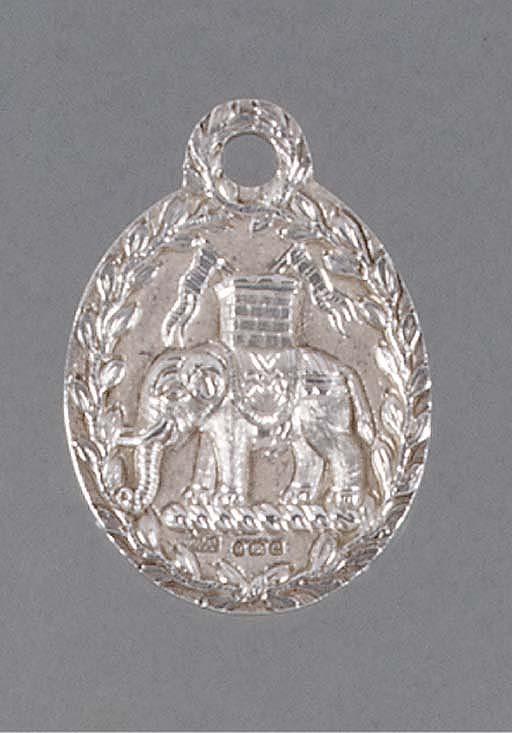 A George III Silver Livery Bad