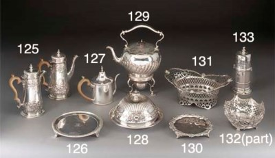 A William IV Silver Waiter