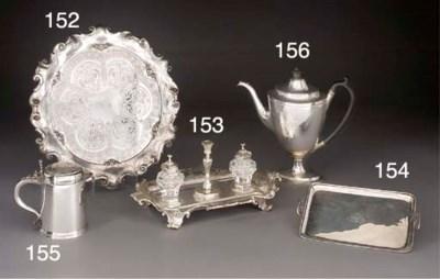 A George V Silver Tankard