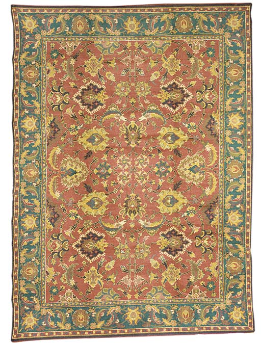 A fine European carpet, possib