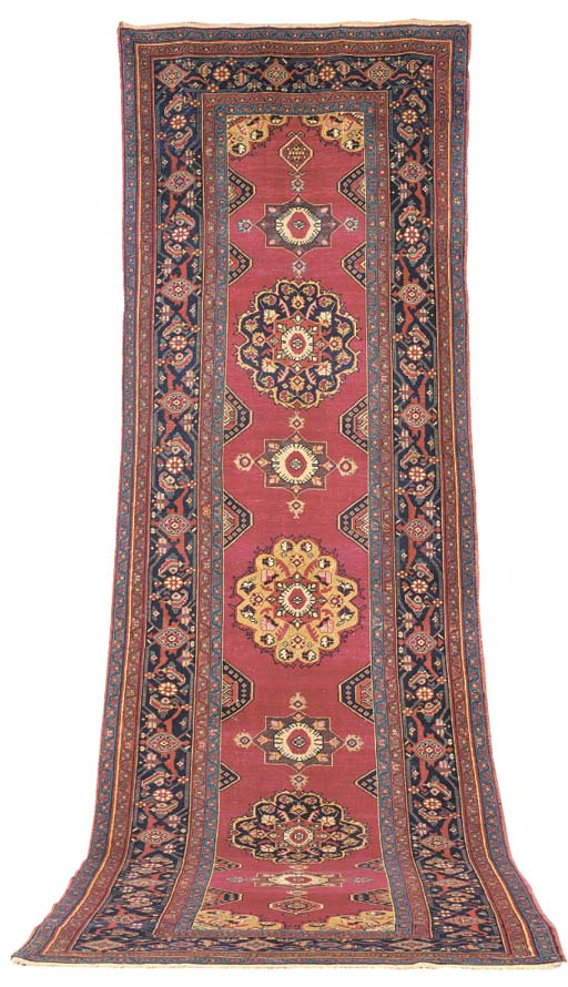 A similar antique Karabagh kel