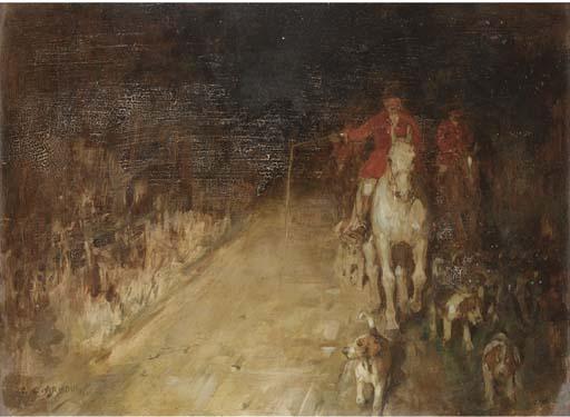 George Denholm Armour, O.B.E.