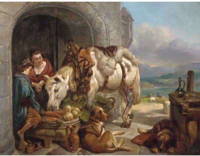 Follower of Sir Edwin Landseer