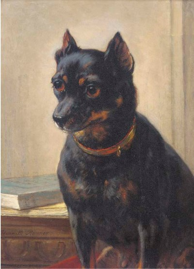 Henriette Ronner-Knip (1821-19