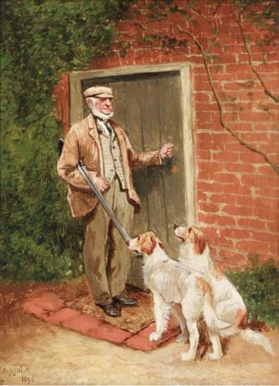 Sylvester Martin (Fl.1856-1906