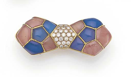 A VAN CLEEF & ARPELS DIAMOND,