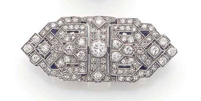 A PRESENTATION DIAMOND DOUBLE