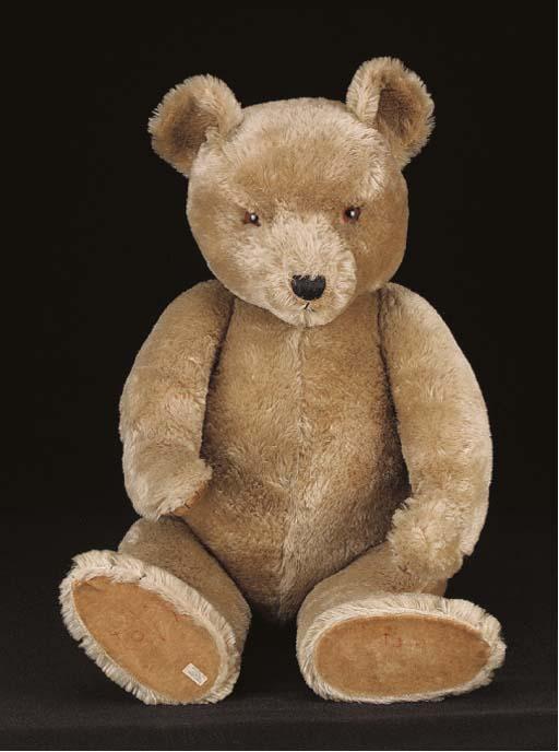A large Chiltern Hugmee teddy