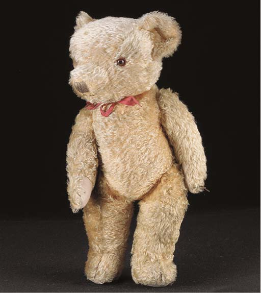 A Dean's Rag Book Co. teddy be