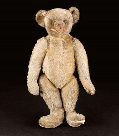 A Farnell teddy bear