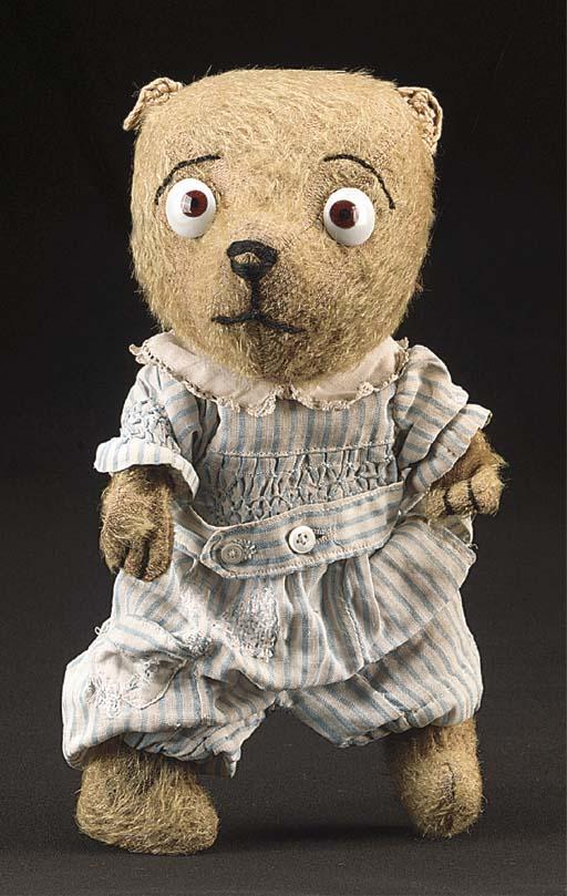 An unusual British comic baby
