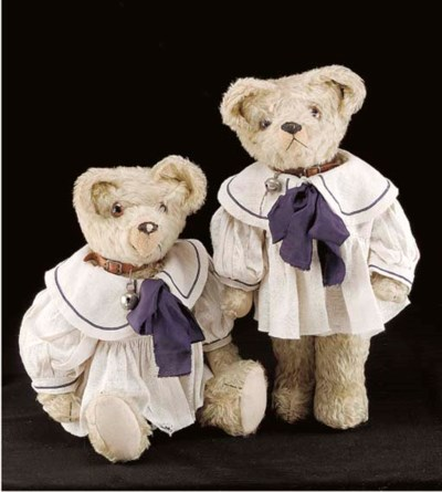 Teddy Bear twins