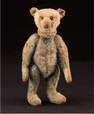 A rare Steiff Dolly-Bear