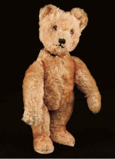 A Schuco yes/no teddy bear
