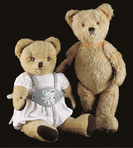 A British Teddy Bear
