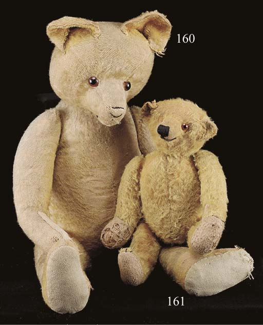 A German teddy bear