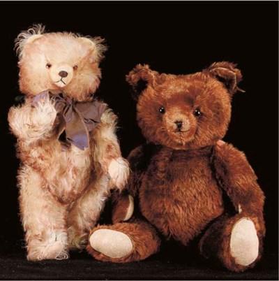 A Clemens teddy bear