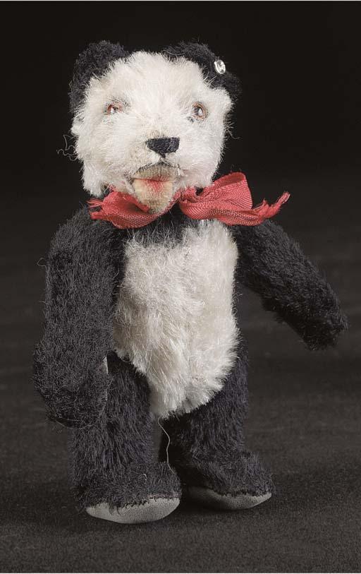 A Steiff Panda