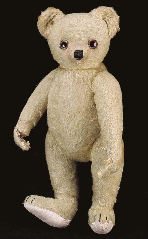 A Terry teddy bear