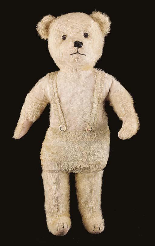 An unusual teddy bear nightdre