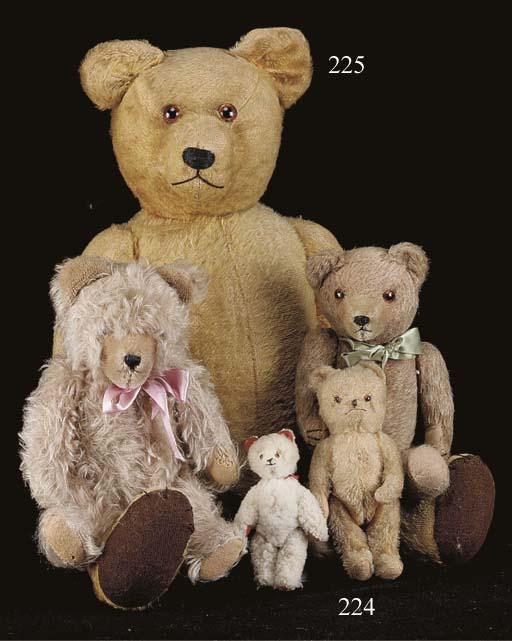 A Hermann Teddy Bear