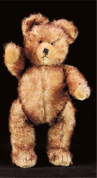 A Diem teddy bear