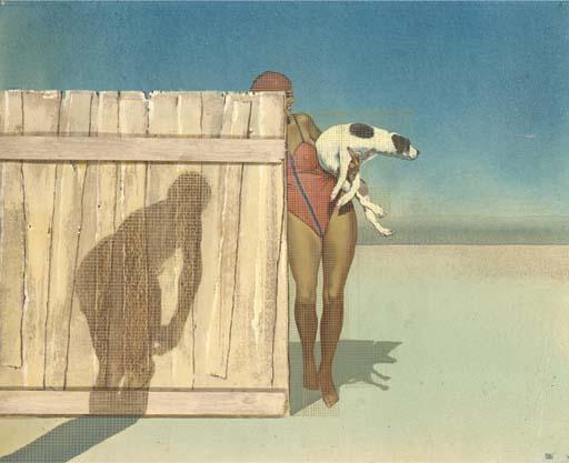 Mike Francis (b.1938)