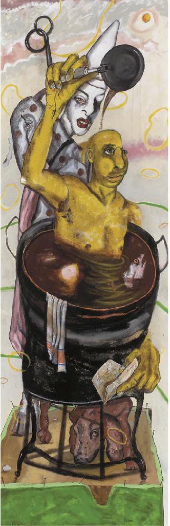 Chris Gollon (B.1953)