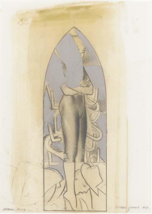Allen Jones, R.A. (B.1937)