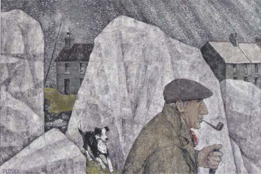 Jonas Plosky (b.1940)