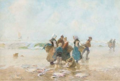 Hector Caffieri (1847-1932)