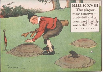 CROMBIE (CHARLES): THE RULES O