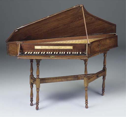 A spinet