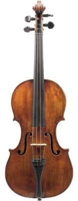 An interesting Italian violin