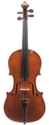 A modern violin