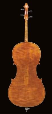 A French violoncello
