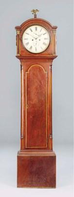 A George IV Scottish mahogany