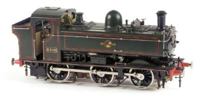 BR (ex GWR) 0-6-0 PT No. 6400,