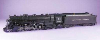 NYCRR Class JIC Hudson 4-6-4 N