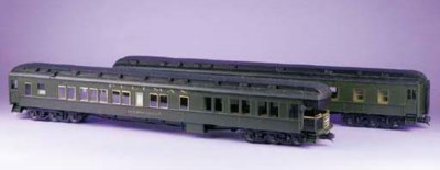 Two American Pullman Cars, the