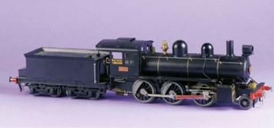 JNR Class 85 2-6-0 No.50,
