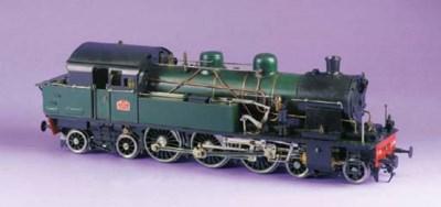 SNCF Class TC 4-6-4 ST No.401,