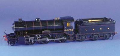 LNER Class K3 2-6-0 No. 4674 L