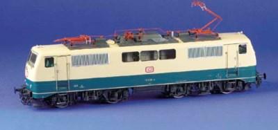 DB Class III BO-BO No. 111096-