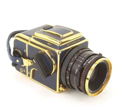 Hasselblad 503CX Golden Blue n