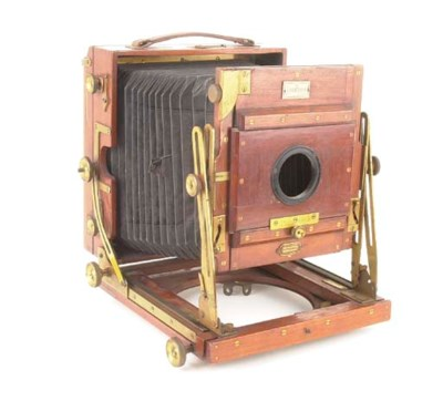 Sanderson field camera no. 246